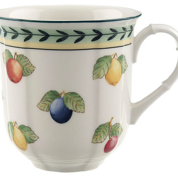 French Garden Fleurence Mug, Coffee Mugs