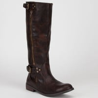 R2 Hanna Womens Boots Brown  In Sizes