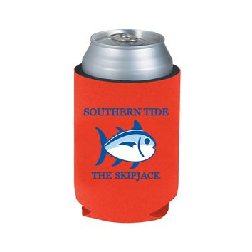 Can Caddie in Orange by Southern Tide