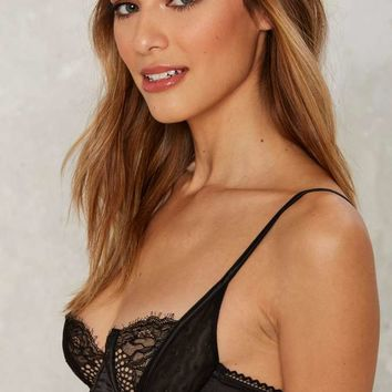 Georgia Satin Bra