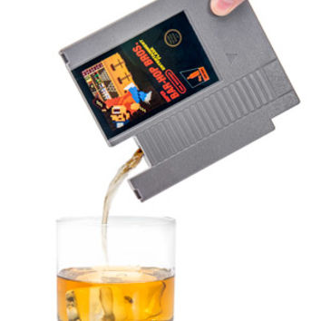 Game Cartridge Flasks: Game Cartridge Flasks