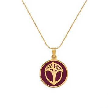 Alex and Ani Cabernet Unexpected Miracles Expandable Necklace - Shi...