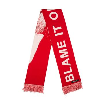 Blame It On The Youth Scarf by MISBHV