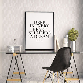 PRINTABLE Art,Christian Dior,Fashion Print,Fashionista,Modern Wall Art,Home Decor,Quote Print,Quote Printable,Inspirational Quote