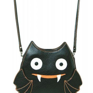 Comeco Sleepyville Critters - Bat Shoulder Crossbody Bag