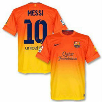 Messi Jersey Barcelona Away 2012-13
