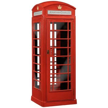 Original Red Telephone Box