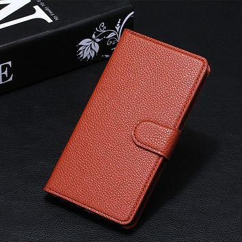 High Quality Cases for Lenovo A516 A526 A536 PU Leather Cover Case Mobile Phone Shell case For A 516 526 536 Flip cover case