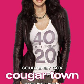 Cougar Town 11x17 TV Poster (2009)