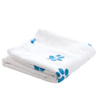 Top Paw Microfiber Pet Bath Towel