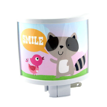 Raccoon Night Light