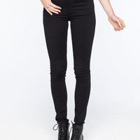 A Gold E Sophie Womens Skinny Jeans Black  In Sizes