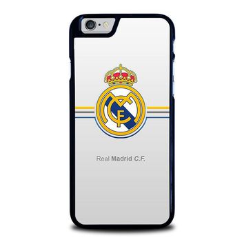 REAL MADRID CF iPhone 6 / 6S Case Cover