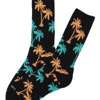 Palm Trees MIA Socks