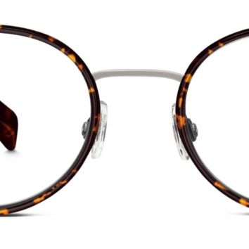 Henry Eyeglasses in Whiskey Tortoise for Women | Warby Parker