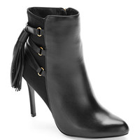 Adrianna Papell Isabelle Fringed Stiletto Boots