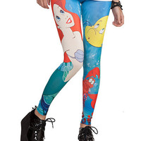 Disney The Little Mermaid Leggings | Hot Topic