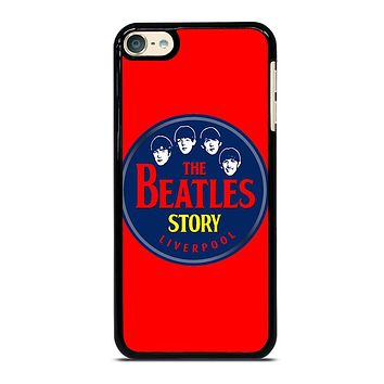 THE BEATLES STORY LIVERPOOL iPhone Case
