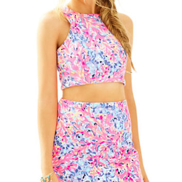 Mallika Crop Top & Skirt Set | 24884 | Lilly Pulitzer