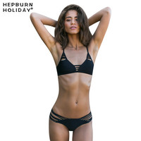 2017 Trending Fashion Women Sexy Two-Piece Erotic Bikini Swim Suit Beach Bathing Suits Swimwear _ 12953
