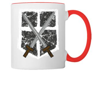 Attack On Titan - Coffee/Tea Mug