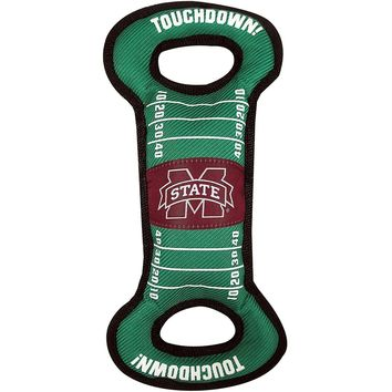 Mississippi State Bulldogs Field Pull Pet Toy