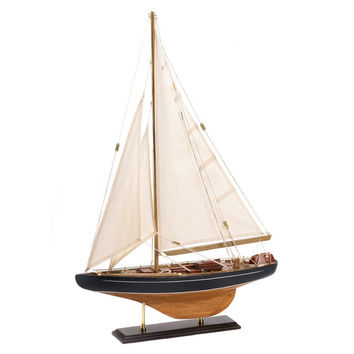 Tall Bermuda Ship Model