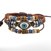 Evil Eye Boho Bracelet-Boho Bracelets for Women