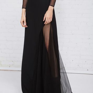 Totokaelo Long Slit Skirt - Apparel - Sale - Womens