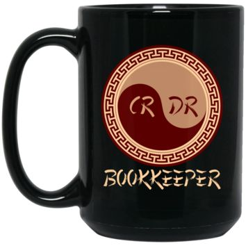 Bookkeeper Gifts - Funny Bookkeeper Mug
