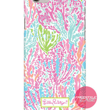 Lilly Pulitzer Let's Cha Cha Inspired iPhone Samsung Case Series