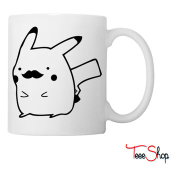 mustachu Coffee & Tea Mug