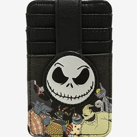 Loungefly The Nightmare Before Christmas Jack Snap Cardholder