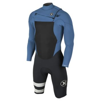 Hurley Fusion 202 Long-Sleeve Springsuit Men's Wetsuit