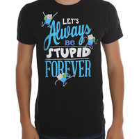 Adventure Time Stupid Forever T-Shirt