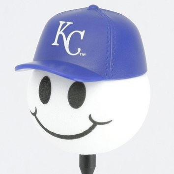 MLB Kansas City Royals Baseball Cap Antenna Topper