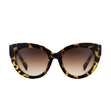 Dahlia Cat-Eye Sunglasses