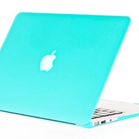 """Kuzy - AIR 13-inch GRAY Rubberized Hard Case for MacBook Air 13.3"""" (A1466 & A1369) (NEWEST VERSION) Shell Cover - Gray"""