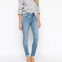 Noisy May Lucy Skinny Jeans at asos.com