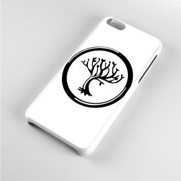 Divergent Amity The Peaceful Black White iPhone 5c Case