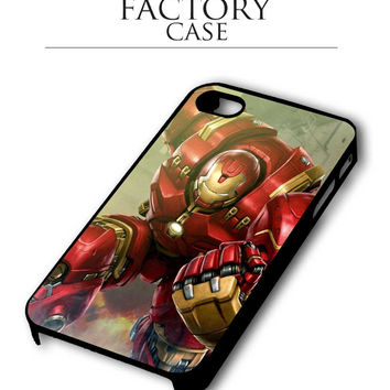 ironman giant iPhone 4, iPhone 4s, iPhone 5, iPhone 5s, iPhone 6, iPhone 6+,iPod 4, iPod 5 case