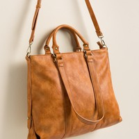 Marnie Distressed Tote