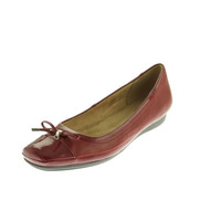 Naturalizer Womens Vision Leather Patent Trim Dress Shoes
