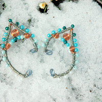 Mermaid Elf Ear Cuffs