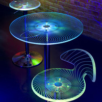 Spyra Bar Table