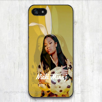 cover case fits iPhone models, unique mobile accessories, Nicki Minaj