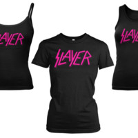 Women's Slayer 2 T-shirt/Tank Top Black
