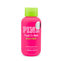 Fresh & Clean With A Twist Body Lotion - PINK - Victoria's Secret