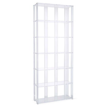 shop lucite etagere on wanelo. Black Bedroom Furniture Sets. Home Design Ideas