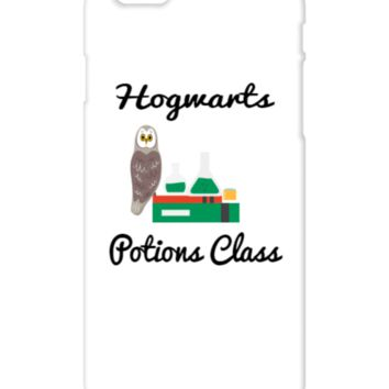 Hogwarts Potions Class iPhone 6 Case Harry Potter